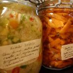 kimchi&carottes
