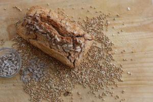 Pain de l'Ermite aux Graines de Tournesol