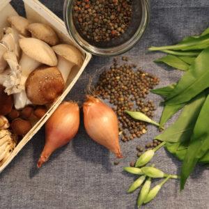Webinaire Cuisiner les produits de Saison